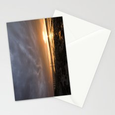 Channel Sunset Stationery Cards