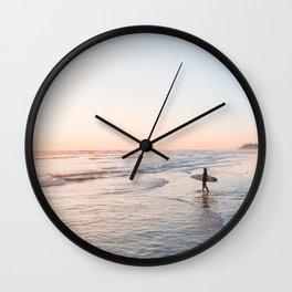 Dream State Wall Clock