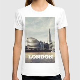 London city view T-shirt