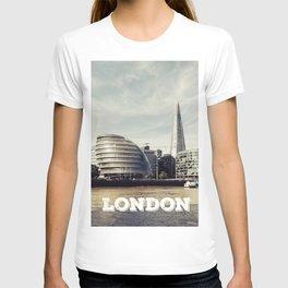 London city view T-shirt
