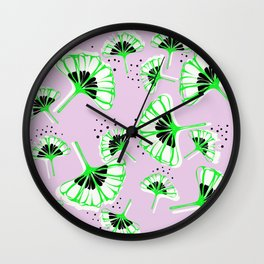 ginko Wall Clock