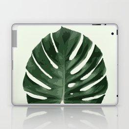 Monstera_1 Laptop & iPad Skin