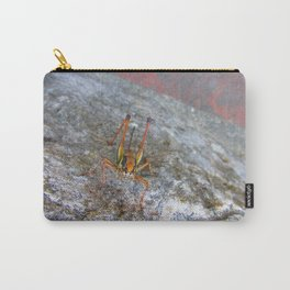 Garish Grasshopper Carry-All Pouch