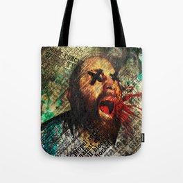Sage scream Tote Bag