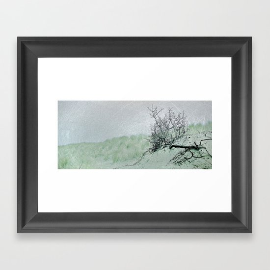 Sometimes... Framed Art Print