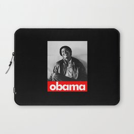 Young Obama Laptop Sleeve