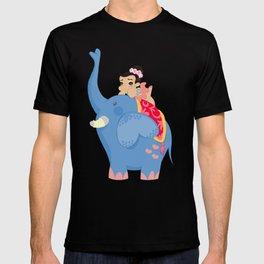 Blue Circus T-shirt