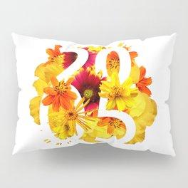Flower 2005 Pillow Sham