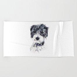 Buster Beach Towel