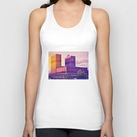 oslo Tank Tops featuring Oslo by Martinho