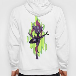 Nimble bard from the void Hoody