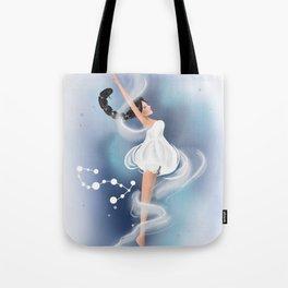 Scorpio Woman Tote Bag