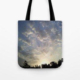 """ Sunset Glow "" Tote Bag"