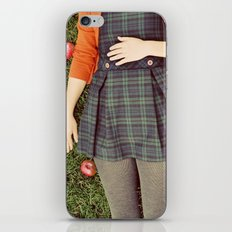 apples iPhone & iPod Skin