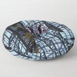 Music Will Prevail Floor Pillow