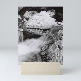 Ure river #10 Mini Art Print