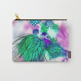 Mysterious Bloom - Spring Breeze Carry-All Pouch