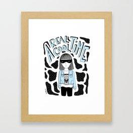 Ramoneira Framed Art Print