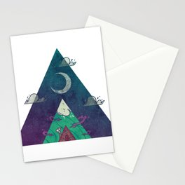 At the Cabin Stationery Cards