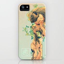 Heal and Flourish  iPhone Case