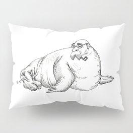 Walrus Pillow Sham