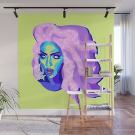 QUEEN ALYSSA EDWARDS Wall Mural