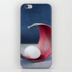 SECURE   REDBLUE iPhone & iPod Skin