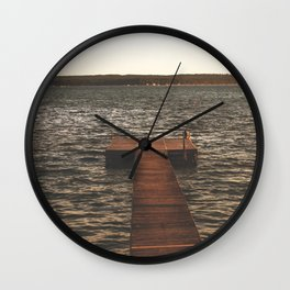 The Dock Wall Clock