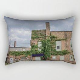 Structured Rectangular Pillow