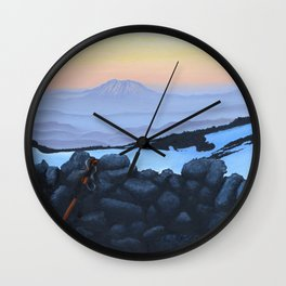 Heaven St. Helen Wall Clock