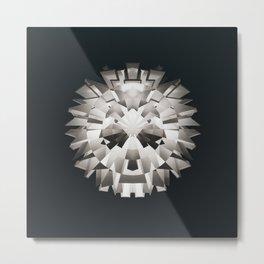sad untitled Metal Print