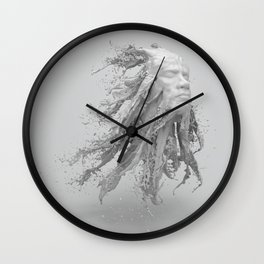 The Water Spirits Truth Wall Clock