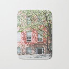 Brooklyn Heights in Spring Bath Mat