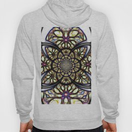 The Art Of Stain Glass Hoody