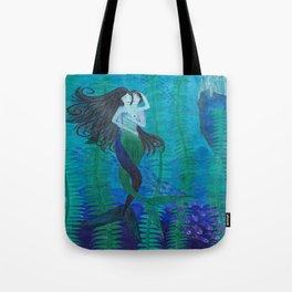Mermaid Lovers Tote Bag