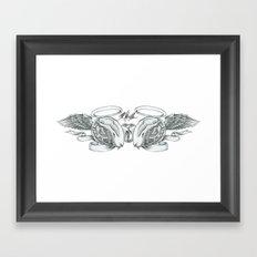 Klevra Peralta Framed Art Print