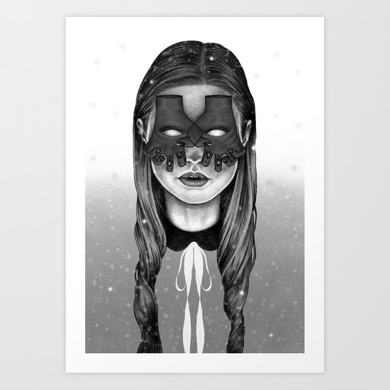 Void II Art Print