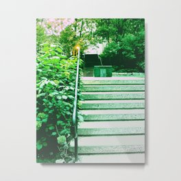 Park In Montreal 8323 Metal Print