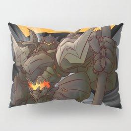 Reinhardt Blackhardt Pillow Sham