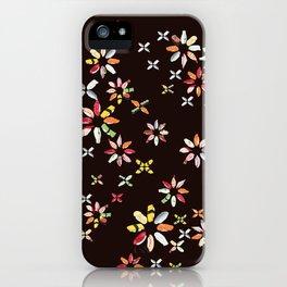 Sushi - Hana - Kuro iPhone Case