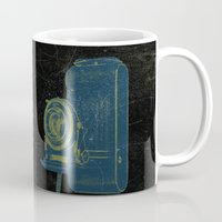 focus Mugs featuring Focus by Last Call