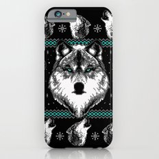 Merry Wolfmas Slim Case iPhone 6s