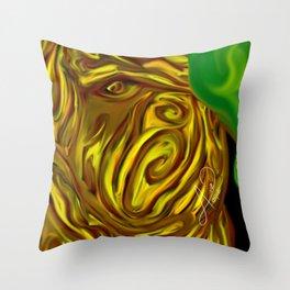 Arbol 012 Throw Pillow