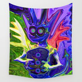 Open Sesame Wall Tapestry