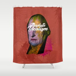 Friedrich Hegel Shower Curtain