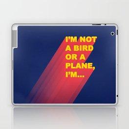Super Man Laptop & iPad Skin