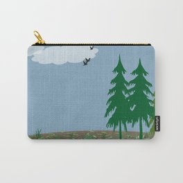 Happy Nature Carry-All Pouch
