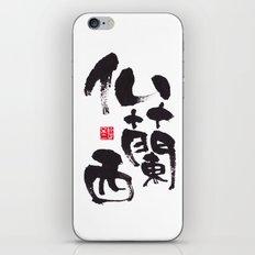 France iPhone & iPod Skin