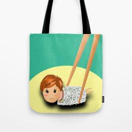 Sushi boy Tote Bag