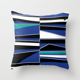 Sede de CANTV Throw Pillow